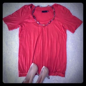 Coral The Lomted Top